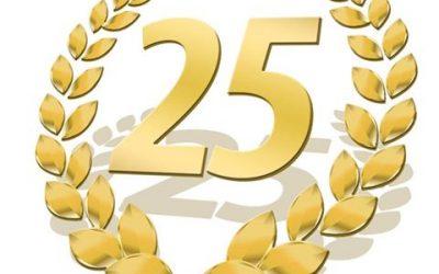 Jubiläum – 25 Jahre bausion