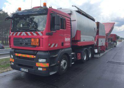 Roadmaster  | bausion ® Strassenbau-Produkte GmbH