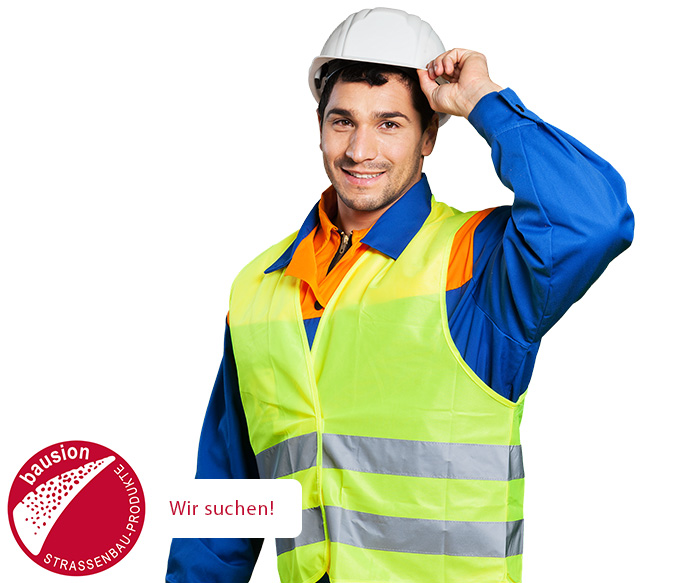 Wir suchen Kraftfahrer/in bzw. Baugeräteführer/in