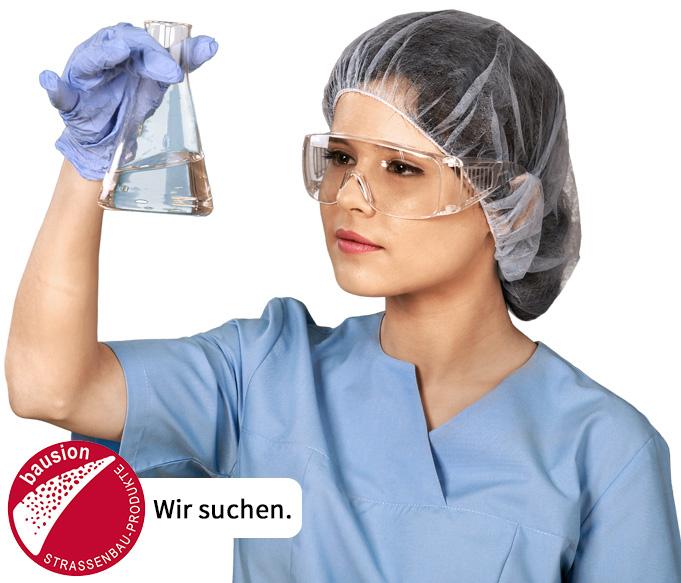 Auszubildende/n zum/zur Chemikant/in
