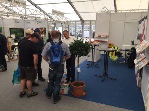 Messe | Demopark 2017 | bausion ® Strassenbau-Produkte GmbH