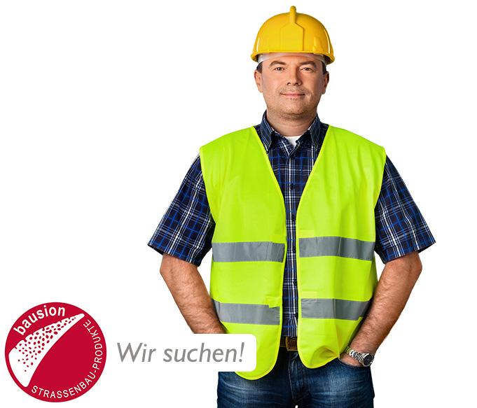 Baugeräteführer/in gesucht